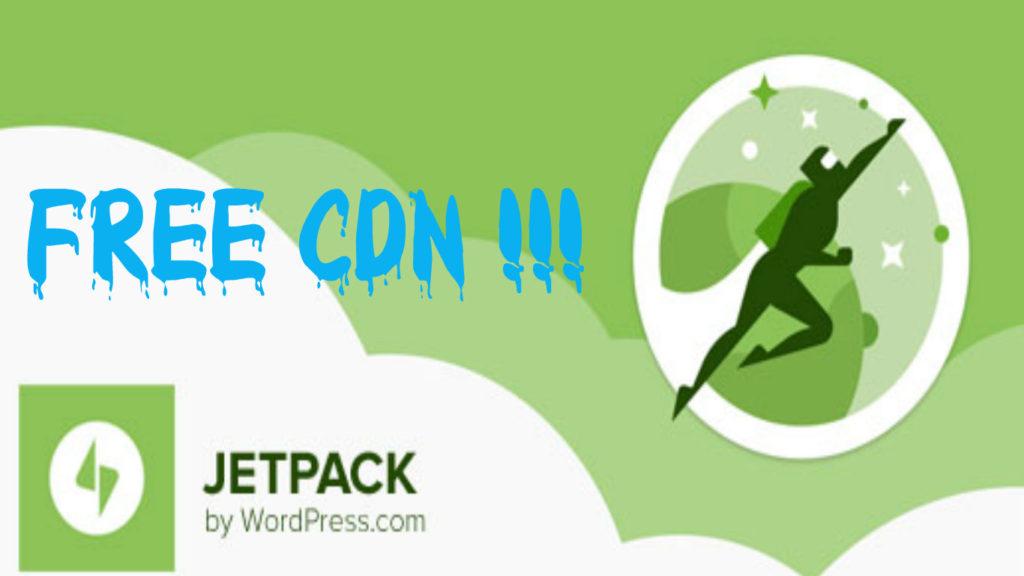 Jetpack Free CDN