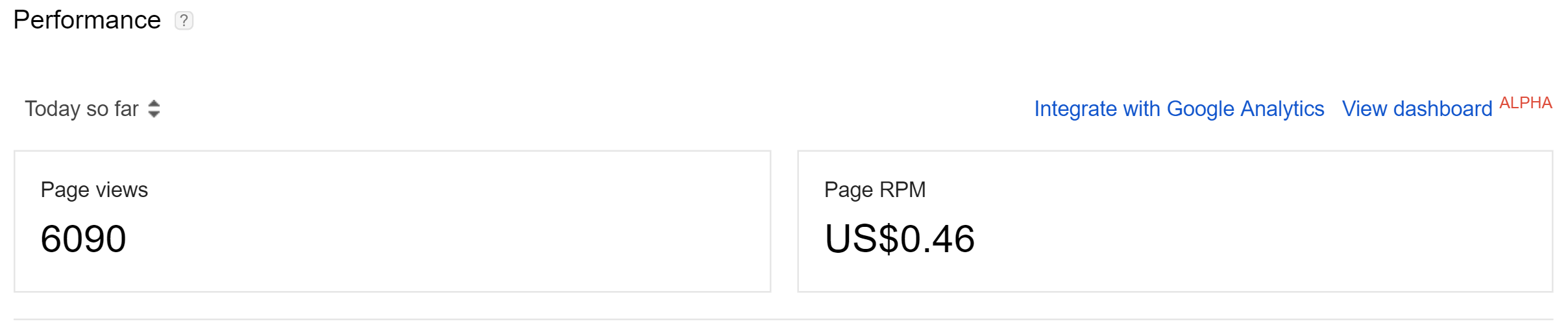 Increase Youtube Rpm To Boost Adsense Earnings Watchmetech View Calculate Everyday Estimated Generated By Monetization We Need Divide Our Video Impressions With 1000 And Multiple The Value