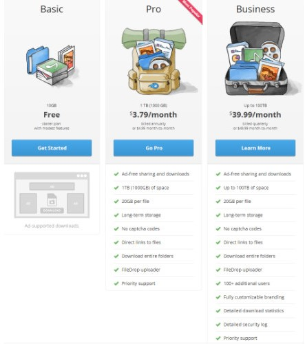 Mediafire - Online File Transfer