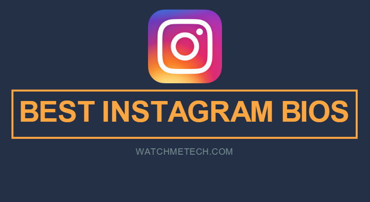 Best Instagram Bios