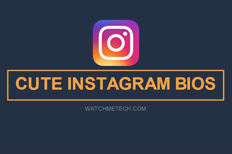Cute Instagram Names
