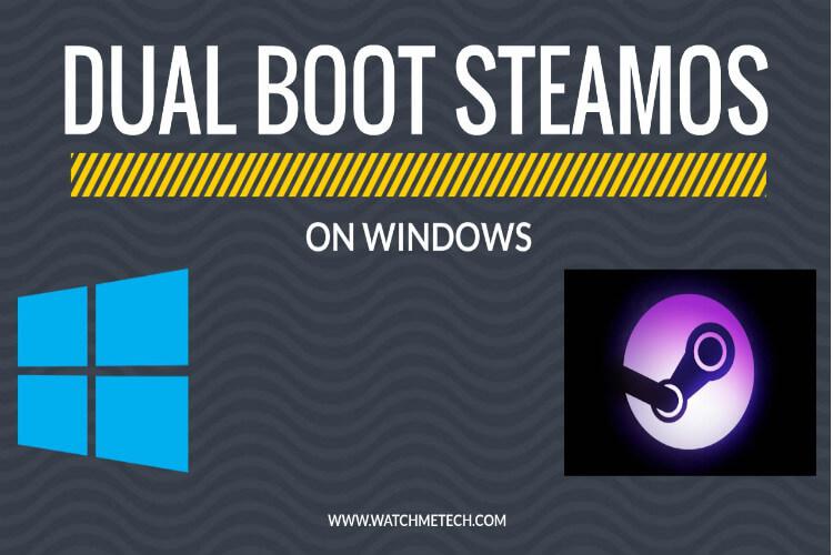 Dual Boot SteamOS