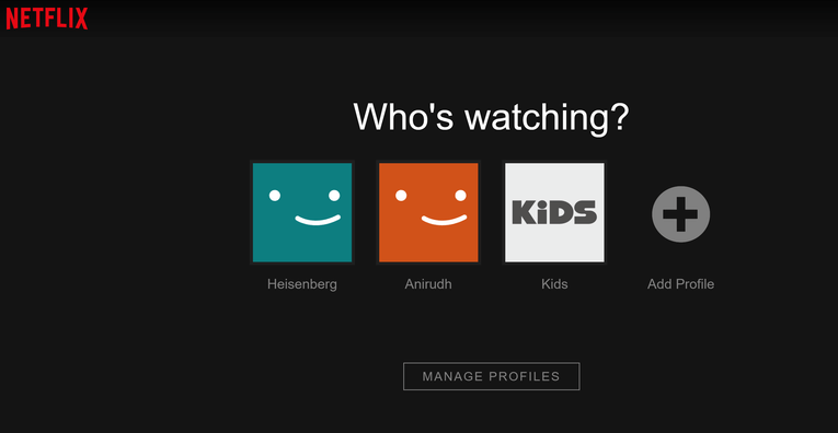 Clear Netflix Continue Watching