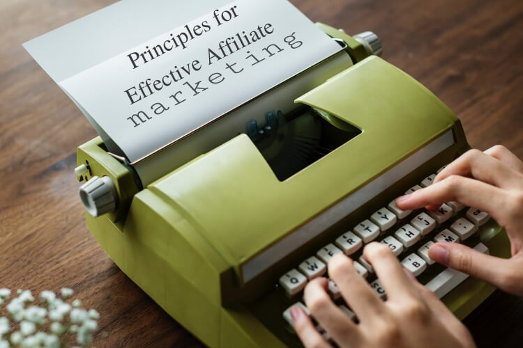 Principles for Effective Affiliate