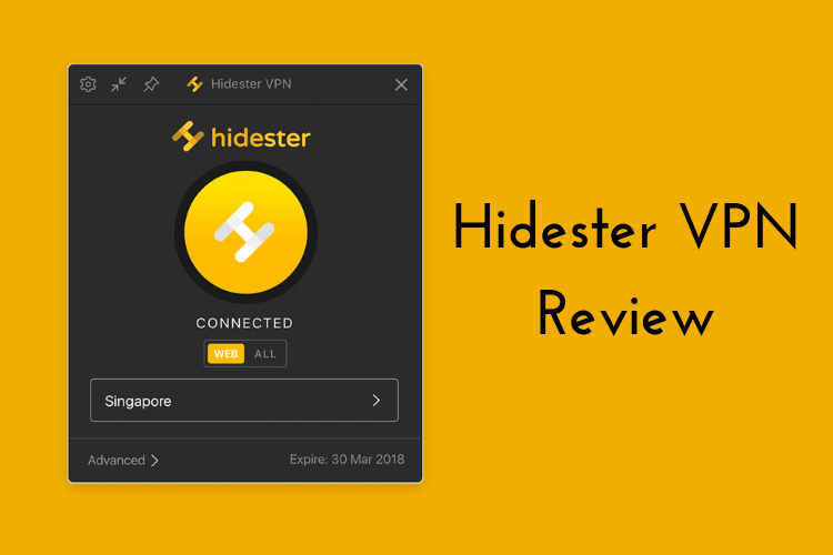 Hidester VPN Review