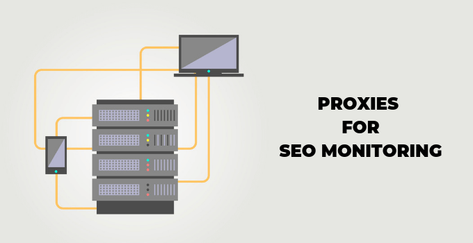 Proxies SEO Monitoring