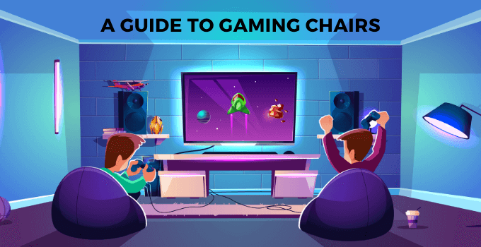 A Guide to Gaming Chairs